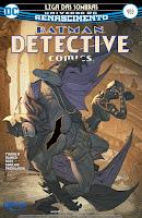 DC Renascimento: Detective Comics #953