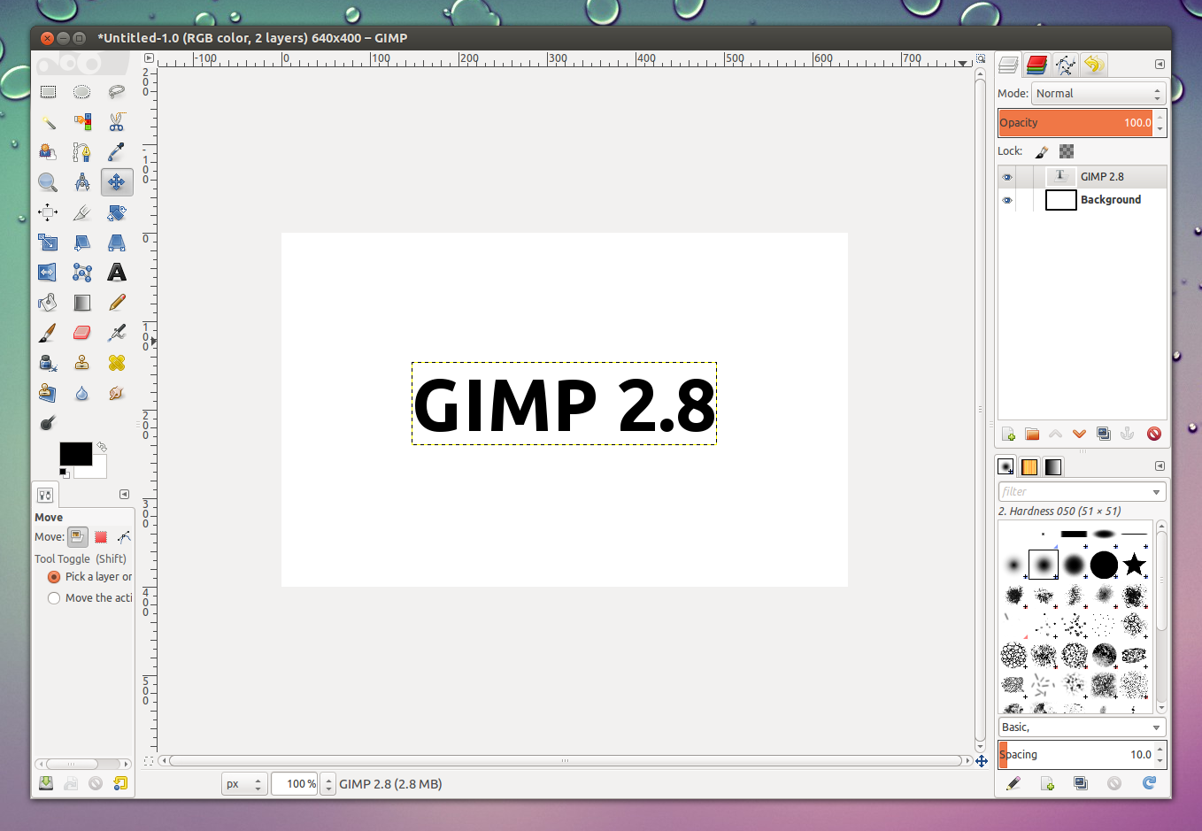 Gimp 2.8 For Gimp 2 8 Stable Finally Available For Download Web Upd8