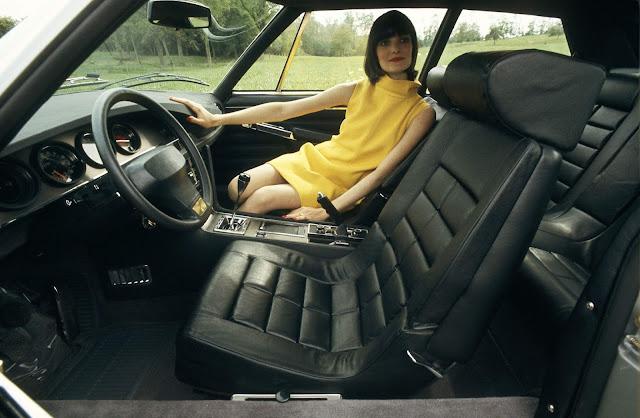 Citroen SM, ícone da industria francesa, comemora 50 anos