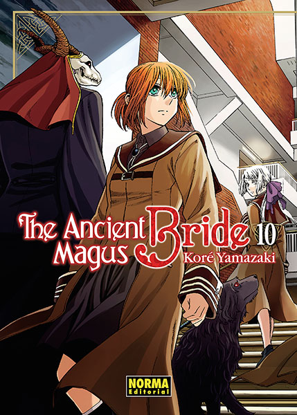 "Reseña de ""The Ancient Magus Bride"" vol.10 de Koré Yamazaki - Norma Editorial"