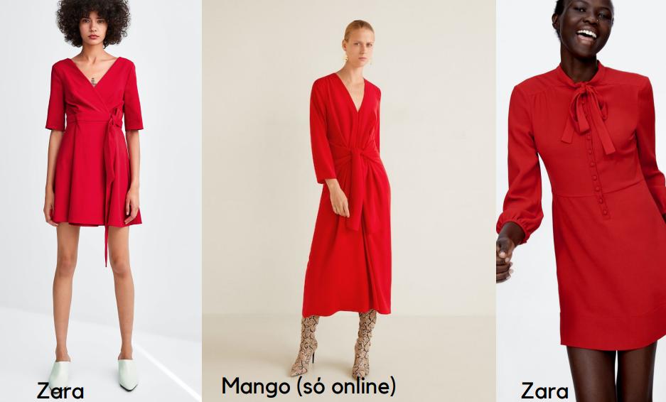 3 vestidos que eu gostava de conseguir usar