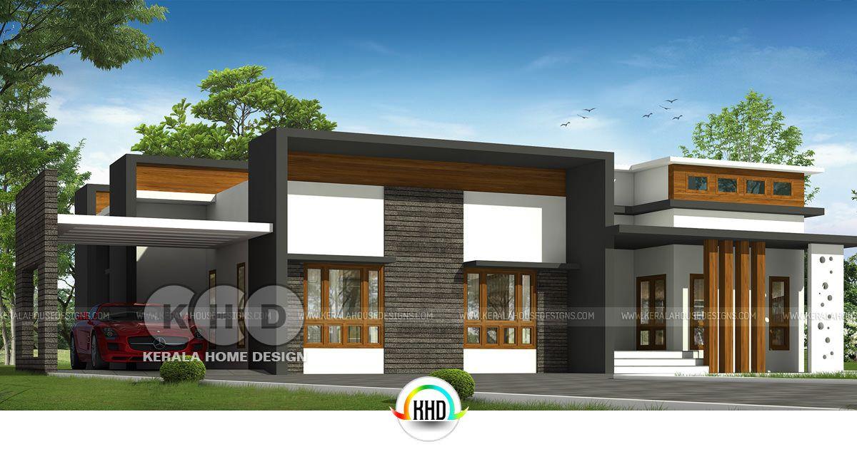 Modern Single Floor 20 Lakhs cost estimated Home | Kerala