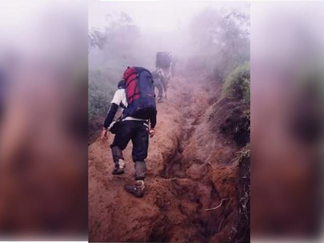 Kisah Klasik Pendakian Gunung Sumbing