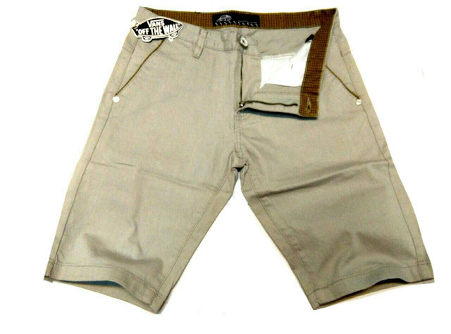 Model Celana Chino Pendek Import Branded