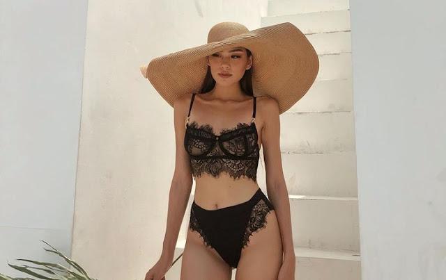 Sugar Baby Quảng Ninh Bảo Linh với mặt xinh, dáng người mẫu