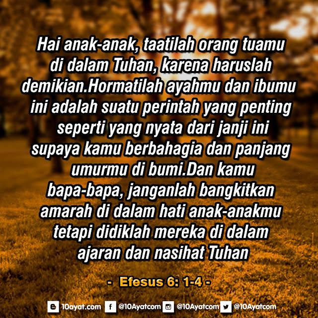 Efesus 6: 1-4