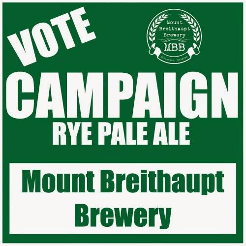 Campaign Rye Pale Ale