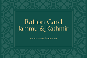 JKEPDS_Jammu_Kashmir_Food_and_Civil_supplies_Ration_card_List_2020