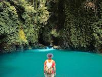 Secret Garden Pool, Kolam Alami Rahasia di Bali yang Airnya Sebening Tatapan Mata Raisa