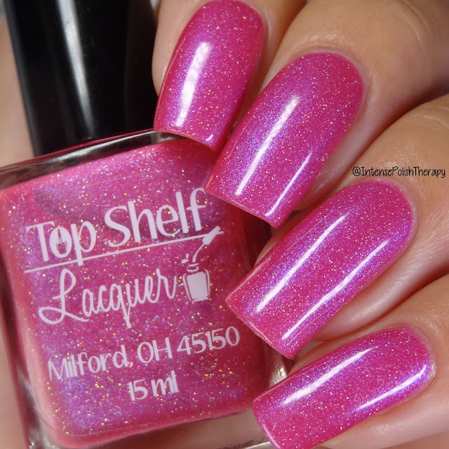 Top Shelf Lacquer See the Cherry Blossoms