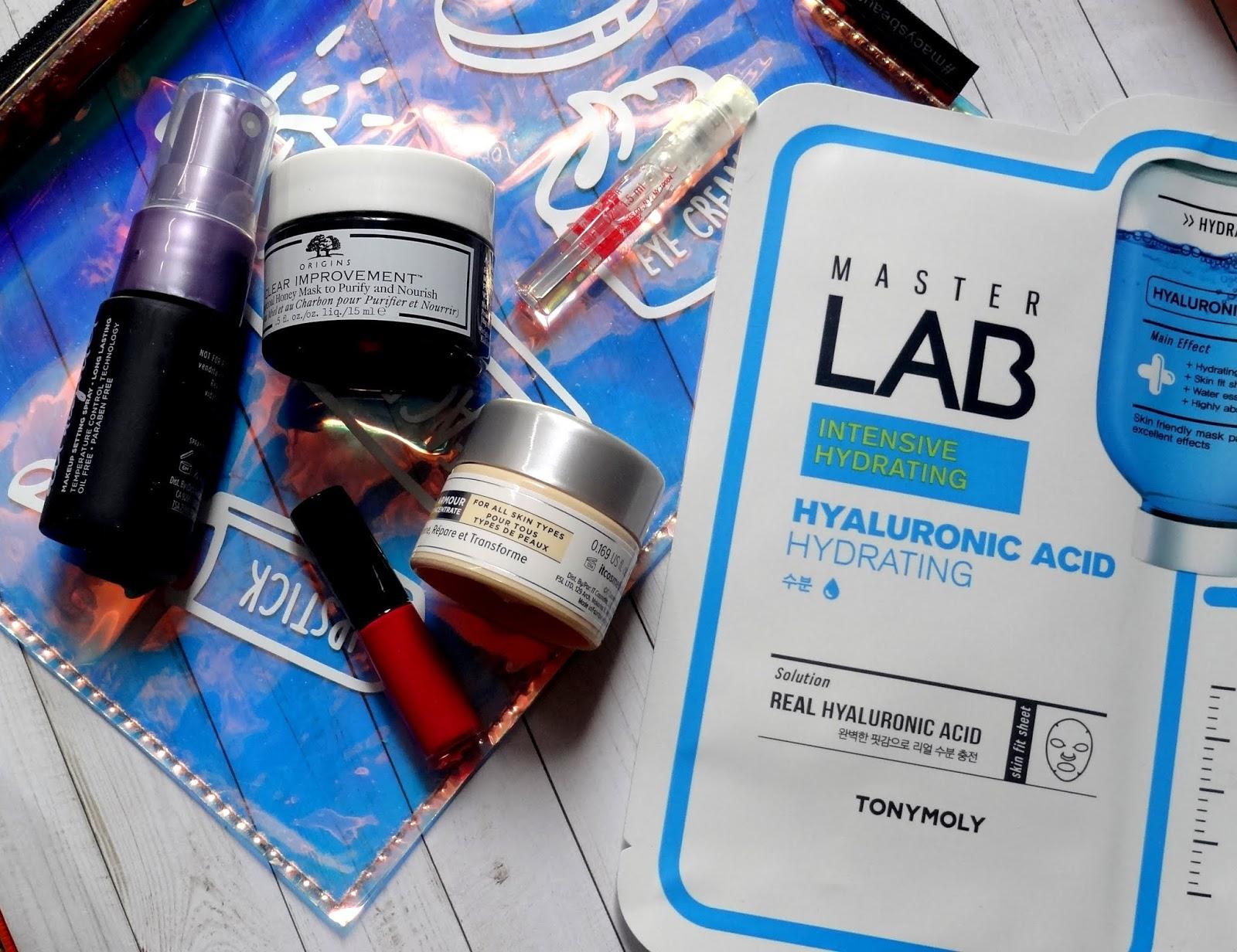 Makeup, Beauty and More: Macy\u2019s August 2018 Beauty Box