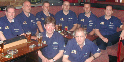 blackball pool team dunfermline