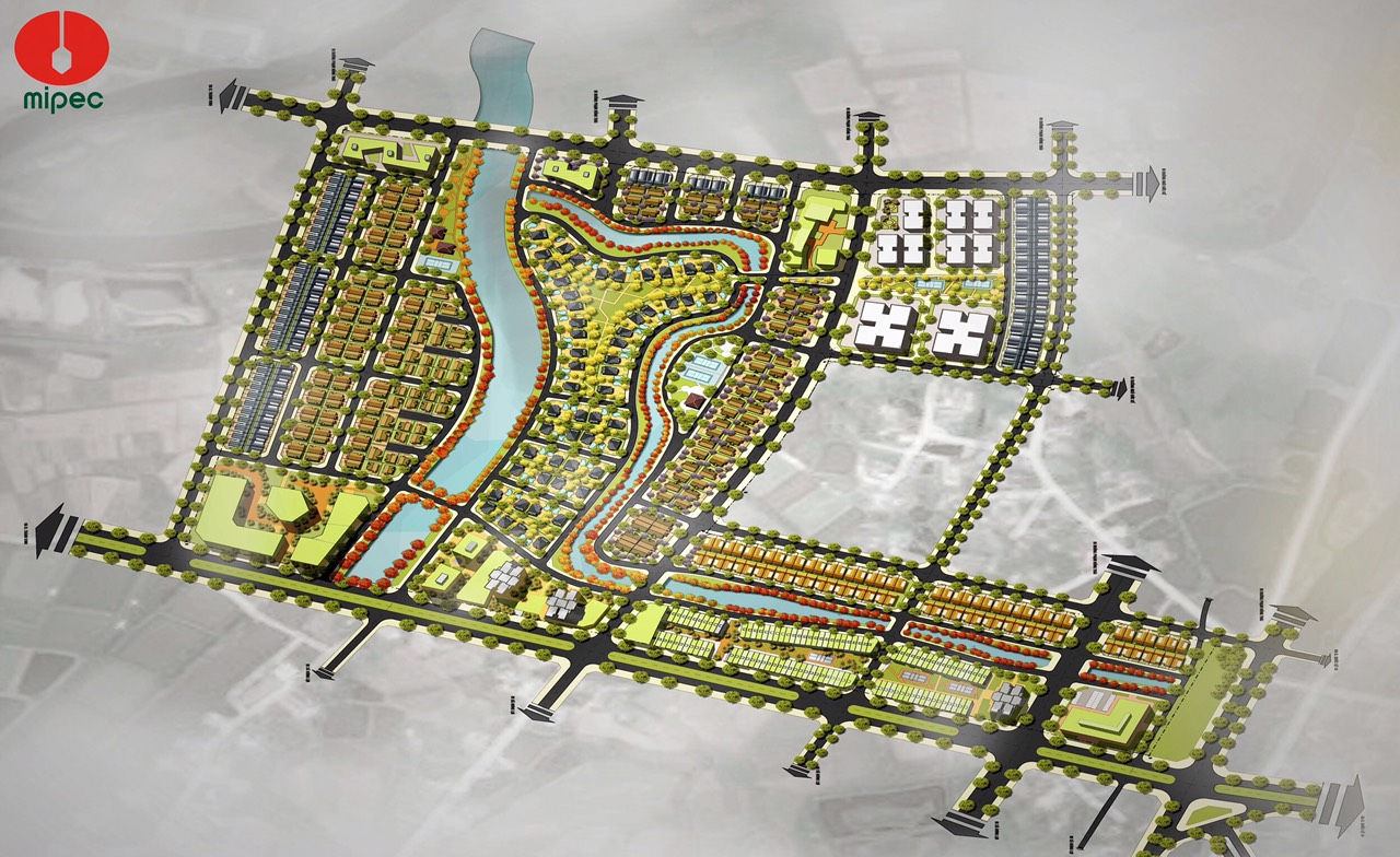 Dự án Biệt thự Mipec Vinh