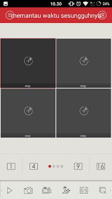 SETTING APLIKASI HISOMU JB HD DI ANDROID / IOS