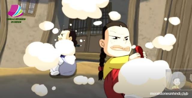 Kongjui and Patjui - कोंगजुई और पतजुई | Bedtime Story