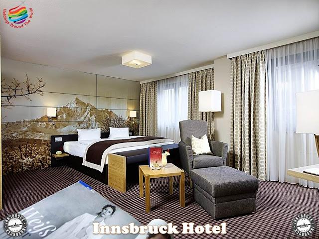 The best 4-star Innsbruck hotels
