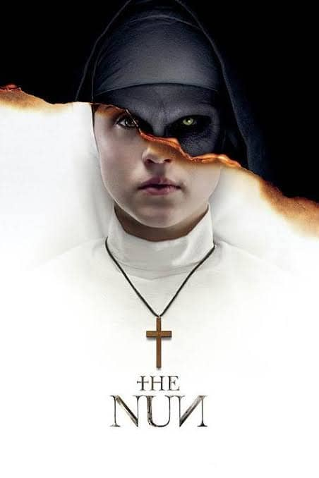 The Nun (2018) Full Movie Download in Hindi 480p, 720p Extramovies