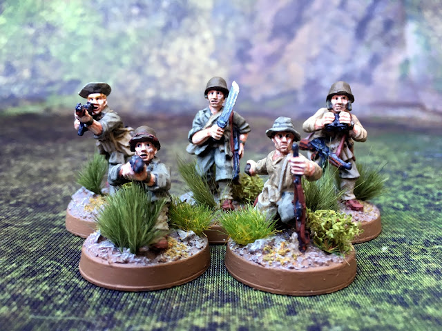 Warlord Games Merrill's Marauders for Bolt Action