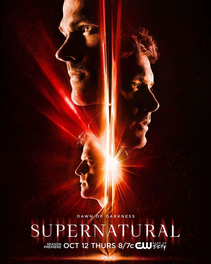 Supernatural Temporada 13 1080p Dual Latino/Ingles