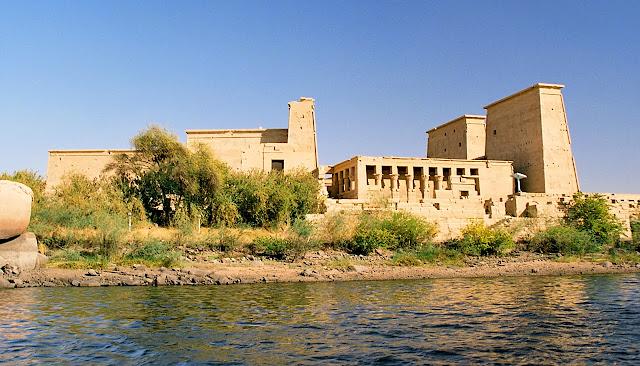Philae Tapınağı', Aswan, Mısır