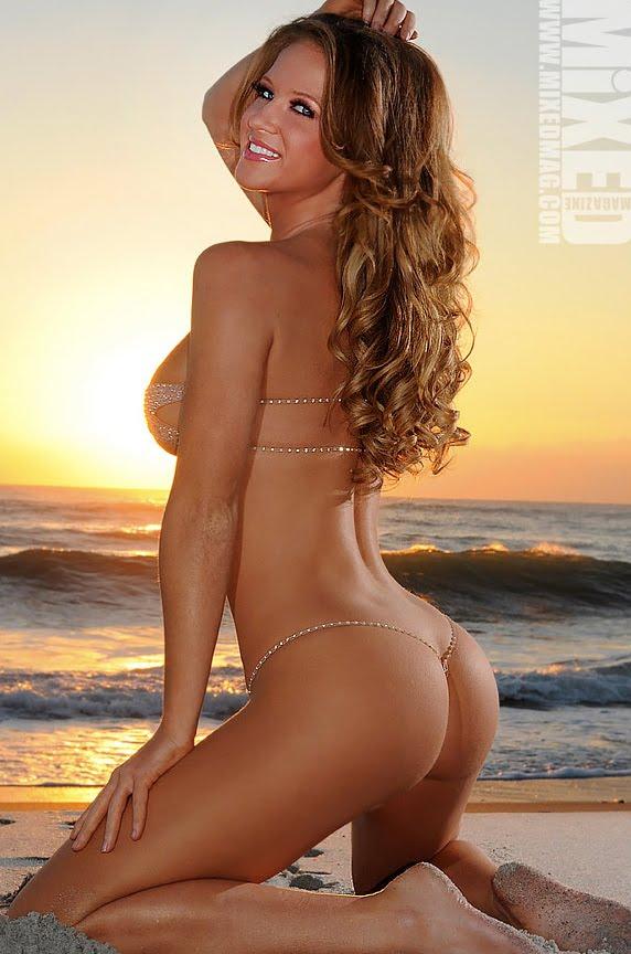 Cleared samantha harris redhead nude