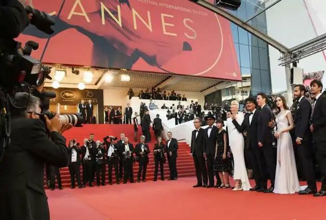 Corona's postpone Cannes Film Festival 2020