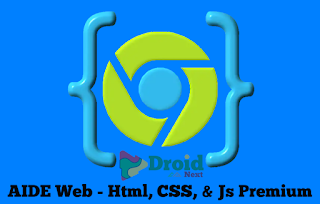AIDE Web - Html, CSS, Java Script Premium APK Download di Android