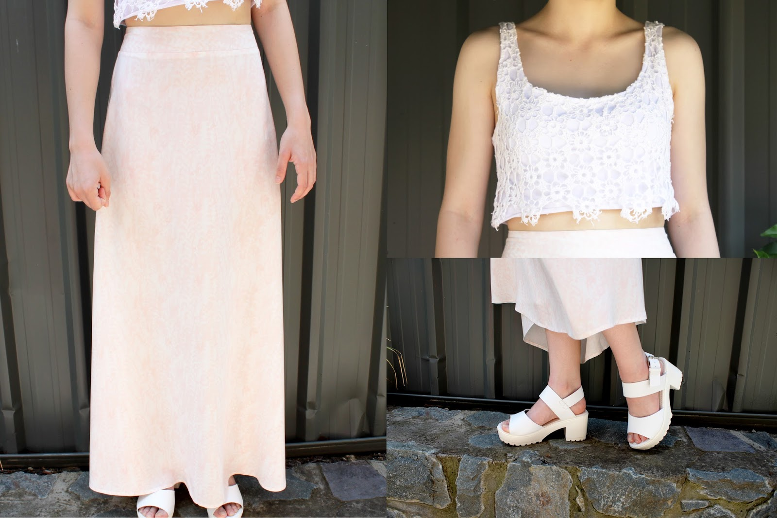 Summer Dressy Casual Outfit with Stevie & Me, Supré and Cotton On