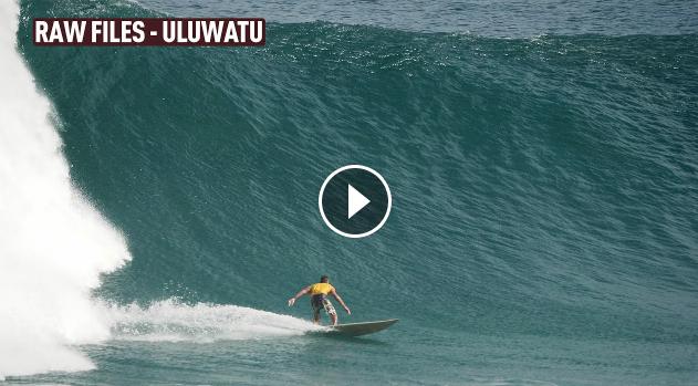 10-15 feet Waves at Uluwatu - RAWFILES - 4k