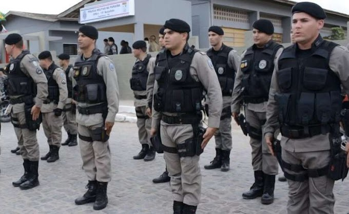 PM afasta 300 policiais que recusaram vacina contra Covid-19 na Paraíba