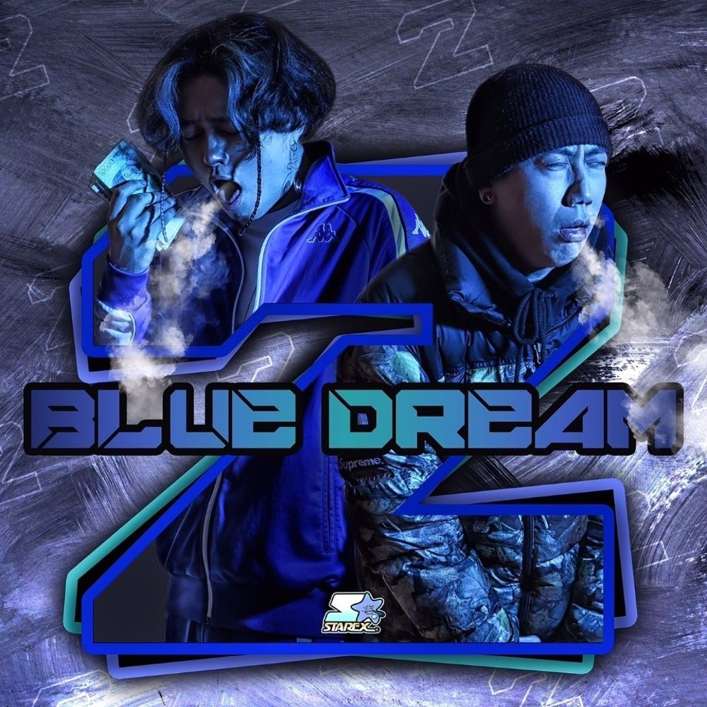 Flavordash, Northfacegawd – Blue Dream 2 – EP