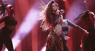 Eurovision 2018: Κύπρος: Εκρηκτική η Ελένη Φουρέιρα! Ξεσήκωσε το Altice Arena για ακόμη μία φορά!