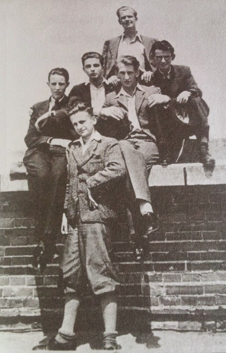 Janek Romocki zdał maturę - 1943