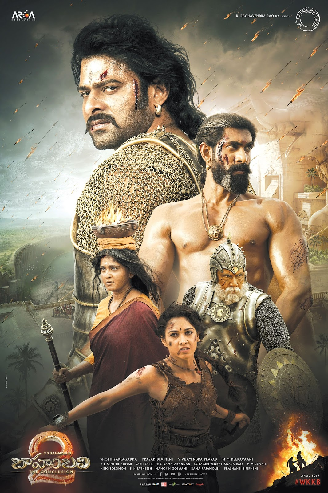 Baahubali 2 Full Movie