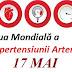 17 mai: Ziua Mondială a Hipertensiunii Arteriale