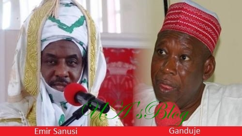For Us To Reconcile Apologize Publicly – Ganduje Tells Sanusi