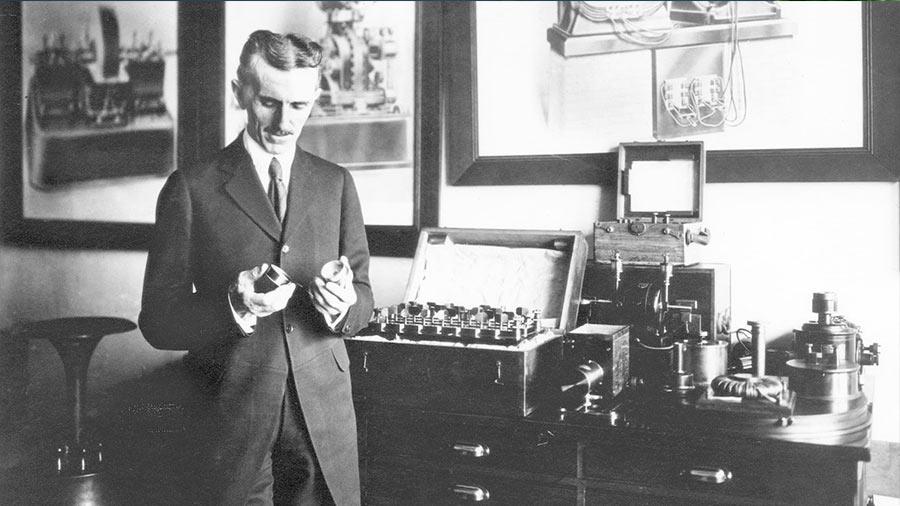 Nikola Tesla, Scientist, Inventions