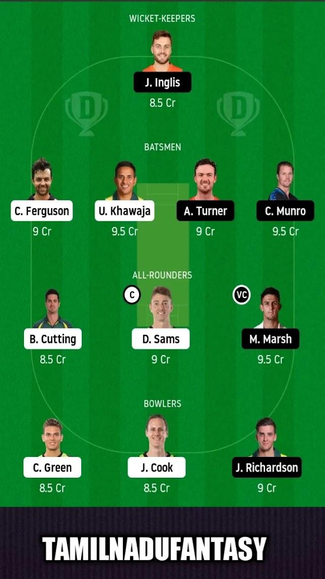 thu vs sco dream11 fantasy prediction in tamil