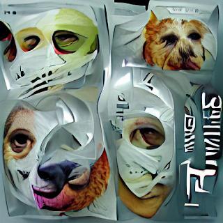 Pets, Mssks & 12 Minutes
