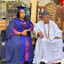 Alaafin of Oyo's wife Olori Mumenat graduates from university