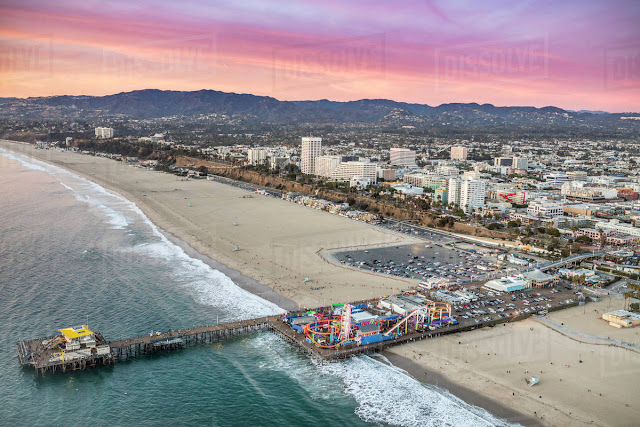 Santa Monica Vacation Packages