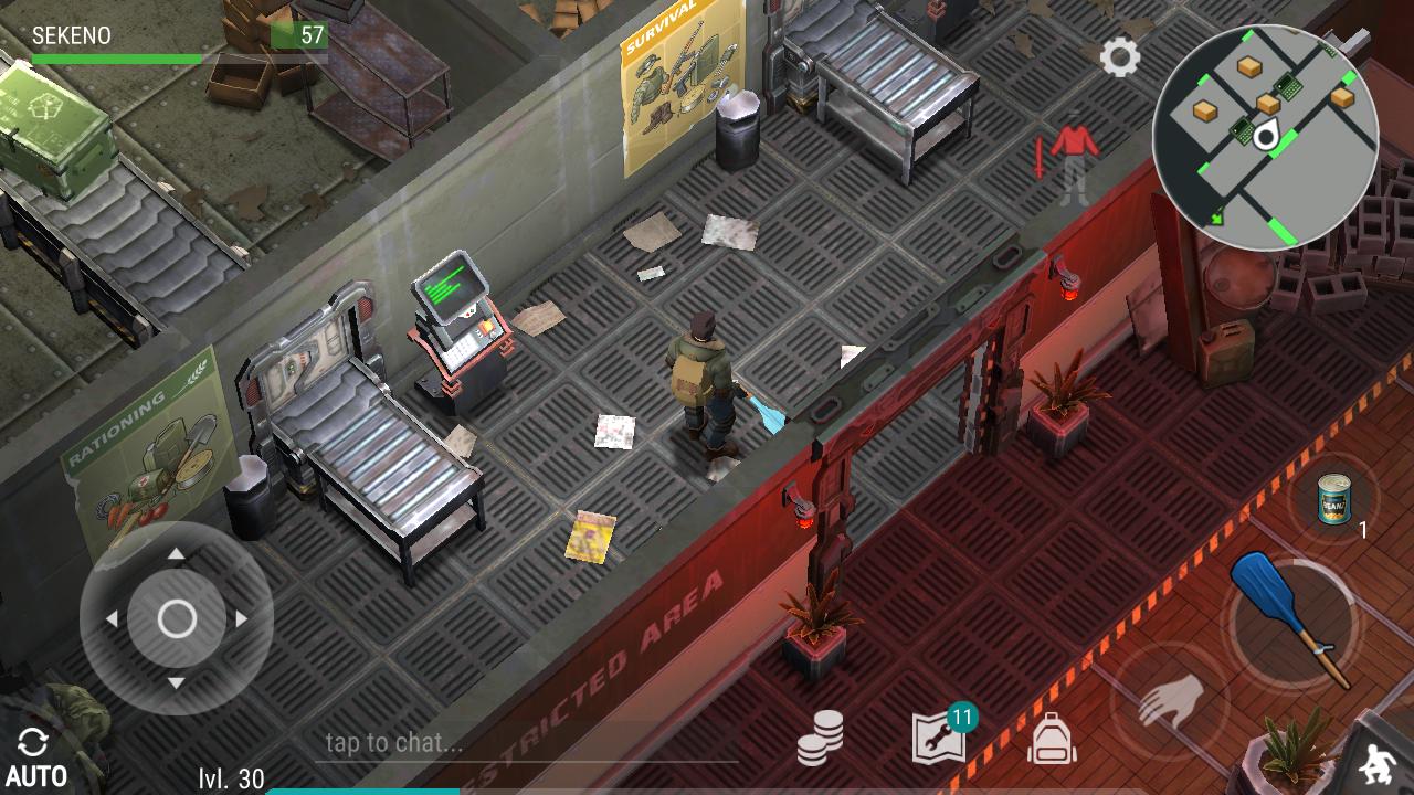 Oyun Zombi Evi Android temelinde nasıl geçmek için