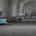 الحرس الثوري الايراني يكشف النقاب عن قاعدة صواريخ تحت الأرض في الخليج