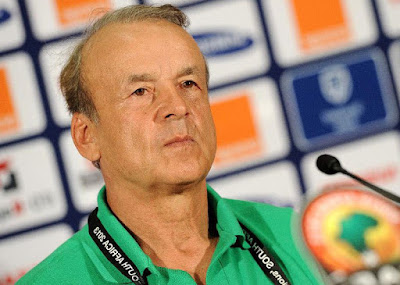 Super Eagles of Nigeria coach:The Nigeria Football Federation has finally confirmed the extention of the contract of Gernot Rohr as the coach of Super Eagles.