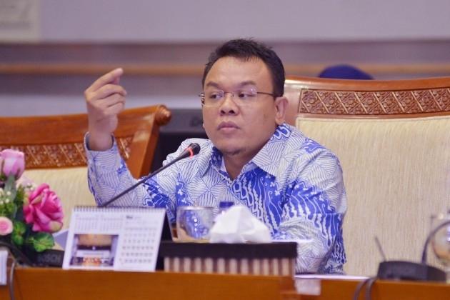 Anggota Komisi IX DPR RI Saleh Partaonan Daulay