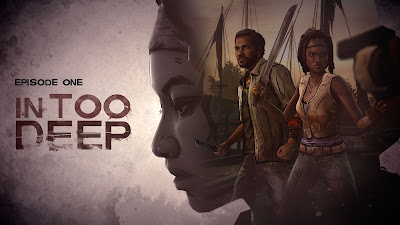 "The Walking Dead: Michonne - Episode 1 ""In Too Deep"""