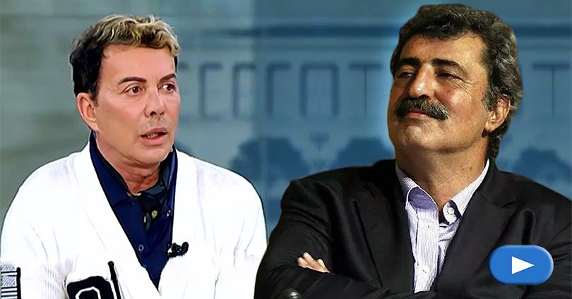 Ο Λάκης κι ο Πωπωλάκης - Γαβαλάς για Παύλο Πολάκη