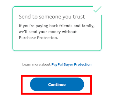 Cara Top Up Saldo DANA Menggunakan PayPal