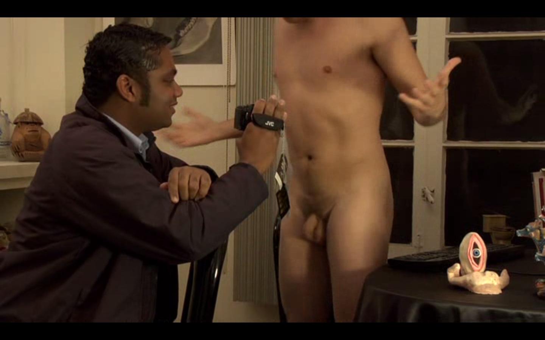 Male nude scenes