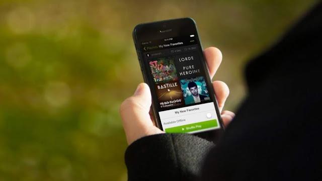 Música en 'streaming'